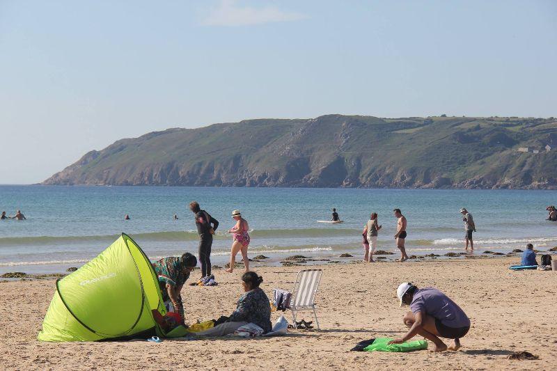 Camping normandie activit s nautiques autour du camping le for Camping au lavandou bord de mer avec piscine
