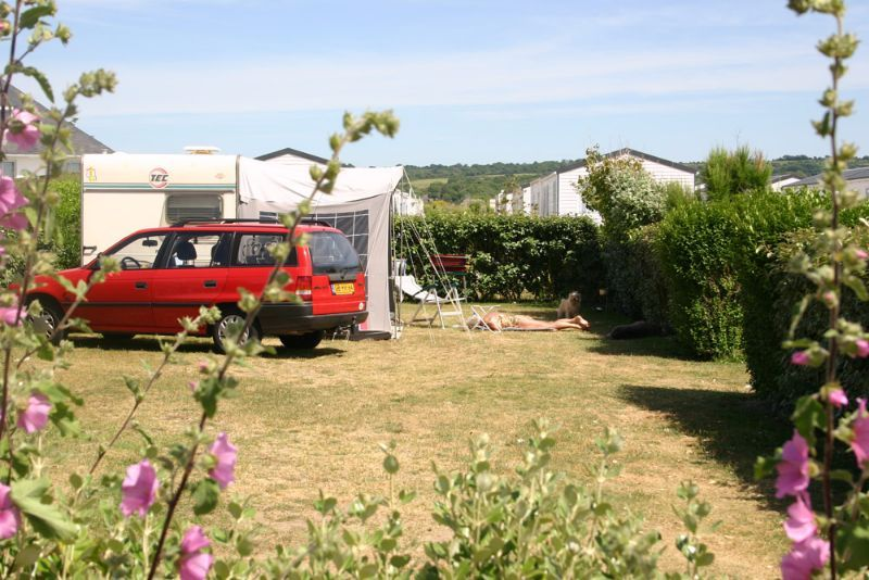 Camping normandie camping manche camping le grand large for Camping normandie bord de mer avec piscine