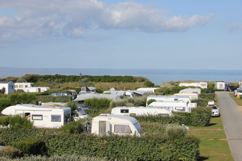 stellplatze frankreich normandie camping le grand large. Black Bedroom Furniture Sets. Home Design Ideas
