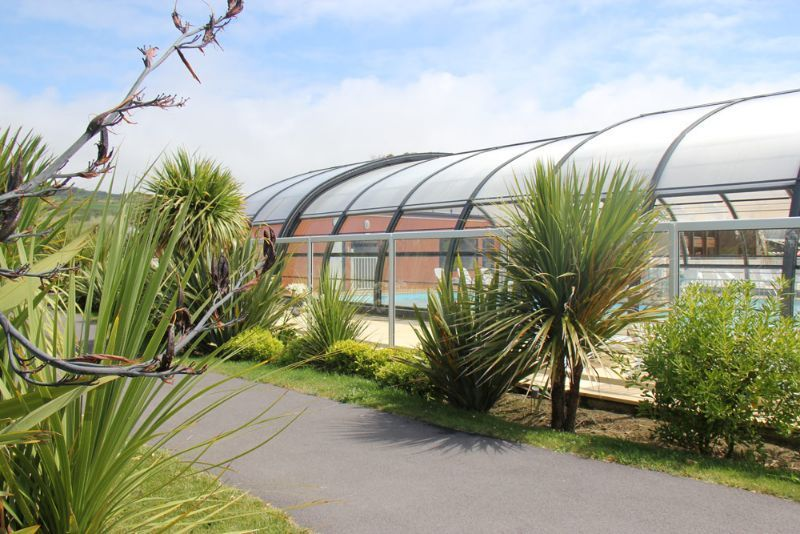 Camping normandie camping manche camping le grand large - Piscine couverte normandie ...