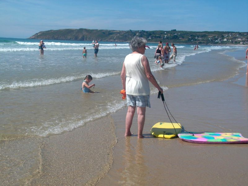 Camping normandie bord de mer camping le grand large for Camping haute normandie avec piscine