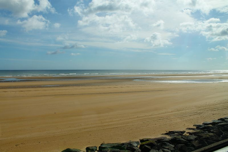 courseulles sur mer camping normandie plage juno beach