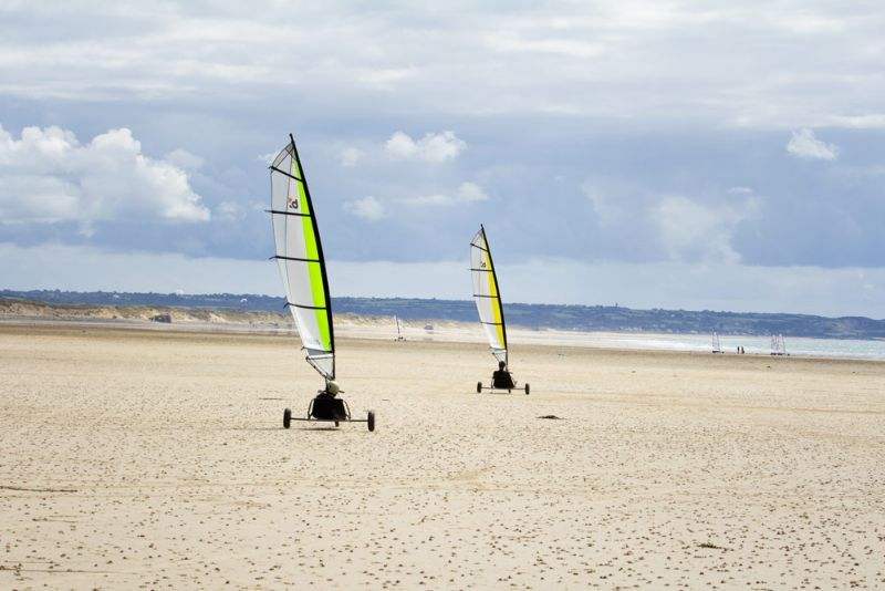 Sports Normandie Camping Manche Áƒ Le Grand Large