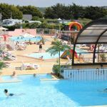 Campsite France Normandy, Piscines et bassins