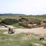 Camping Normandie, Aire de jeux du camping