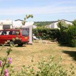 Campingplatz Frankreich Normandie, Emplacement camping pour caravane