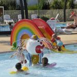 Camping Manche, Piscine enfants avec jeux