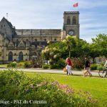 Camping Normandie, Basilique Sainte-Trinité