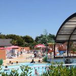 Camping Normandie, La piscine couverte