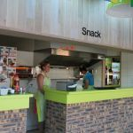 Camping Normandie, Snack et restauration