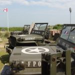 Camping Manche, Centre Juno Beach commemorations