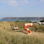 Campingplatz Frankreich Normandie, jeux pour enfants
