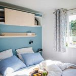 Campsite France Normandy, chambre adulte