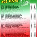 Camping Frankrijk Normandië, eric pizzas-menu.jpg