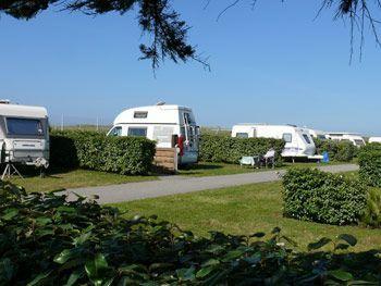 emplacements camping en normandie